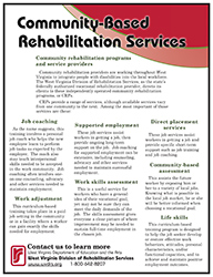 Community Rehabilitation Programs